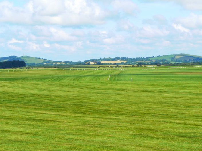 The Track at Curragh Racecourse
