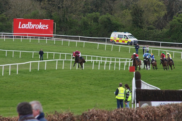 Punchestown Racecourse Track